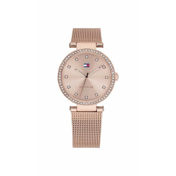 TOMMY HILFIGER Chronograph Armbanduhr DRESSED UP - ROSÉGOLD